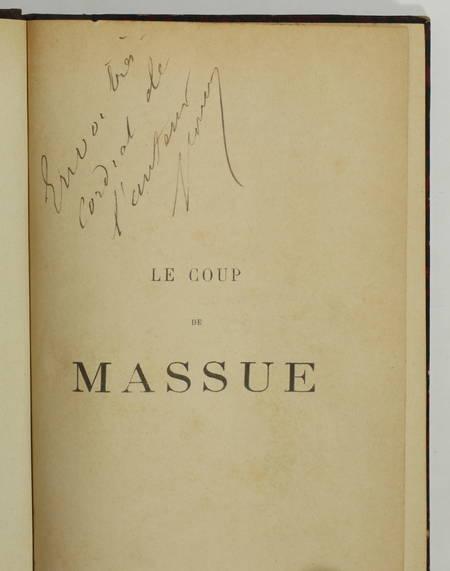 Léon VALERY - Martyrs du fonctionarisme - Le coup de massue - 1883 - Envoi - Photo 0 - livre d'occasion
