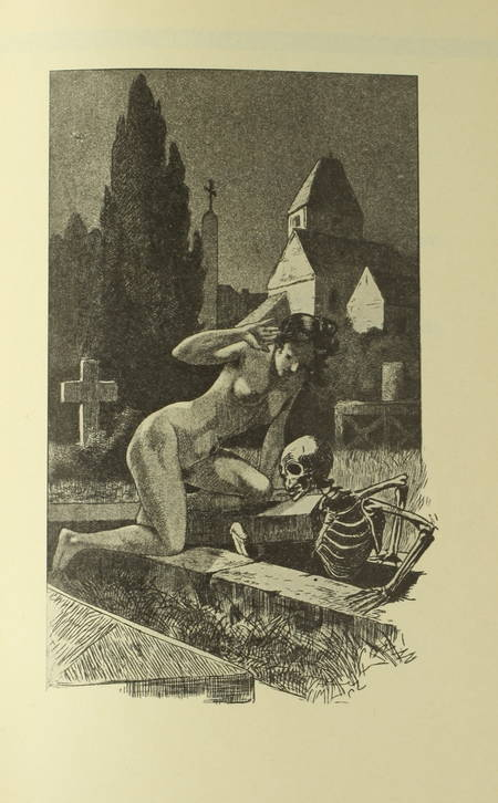 Le sire de Chambley [HARAUCOURT (Edmond)]. La légende des sexes. poèmes hystériques