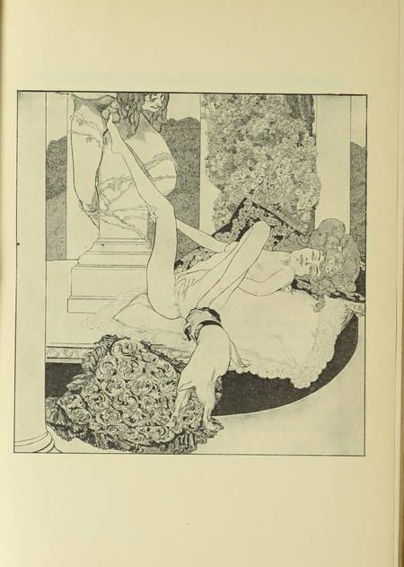 HARAUCOURT - La légende des sexes. Poèmes hystériques - Photo 3 - livre moderne