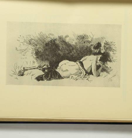 HARAUCOURT - La légende des sexes. Poèmes hystériques - Photo 4, livre rare du XXe siècle