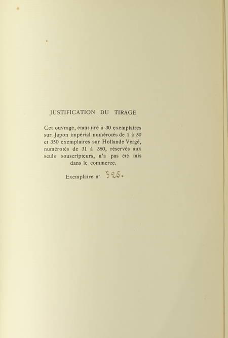 HARAUCOURT - La légende des sexes. Poèmes hystériques - Photo 5, livre rare du XXe siècle