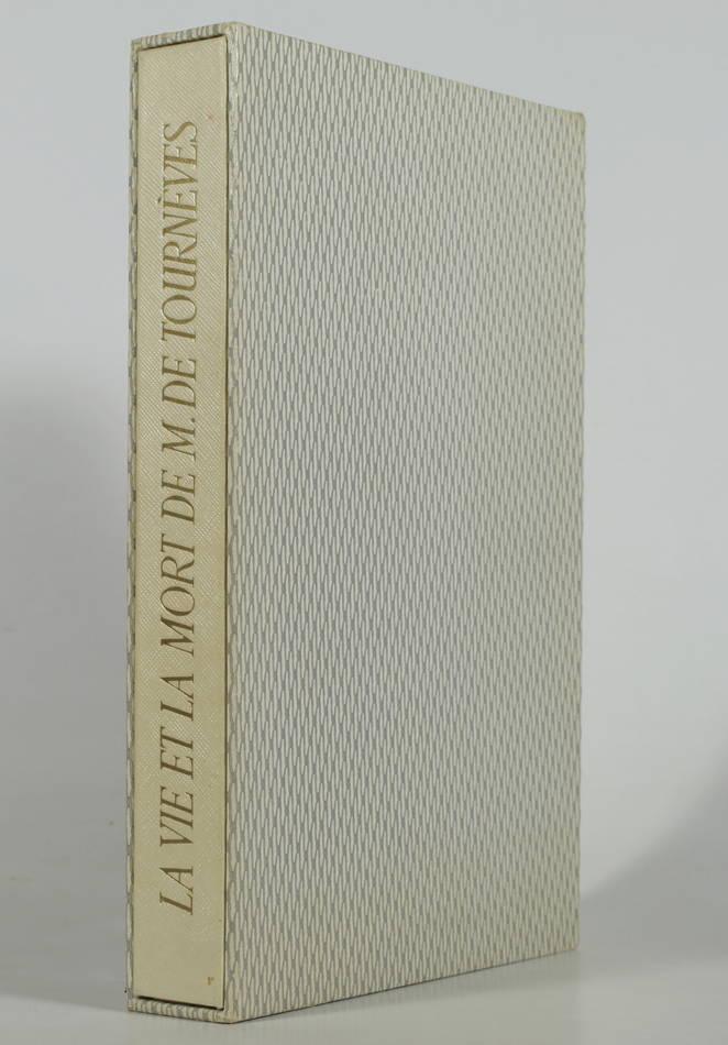 [Martinique] DERENNES La vie et la mort de M. de Tournèves 1961 - Henry Lemarié - Photo 1 - livre du XXe siècle