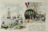 [Martinique] DERENNES La vie et la mort de M. de Tournèves 1961 - Henry Lemarié - Photo 2 - livre du XXe siècle