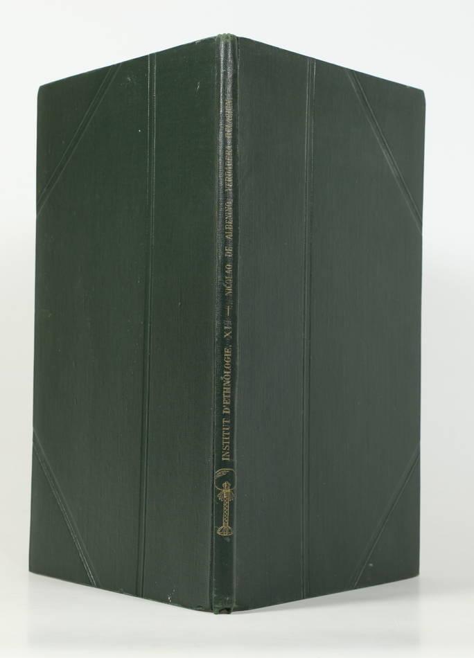ALBENINO - Relacion prouincias del Peru y muerte de Gonçalo Piçarro (1549) 1930 - Photo 1, livre rare du XXe siècle