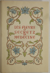 Maistre Raoul du Mont Vert - Les fleurs et secretz de médecine 1949 - M-E Mathis - Photo 1 - livre de bibliophilie