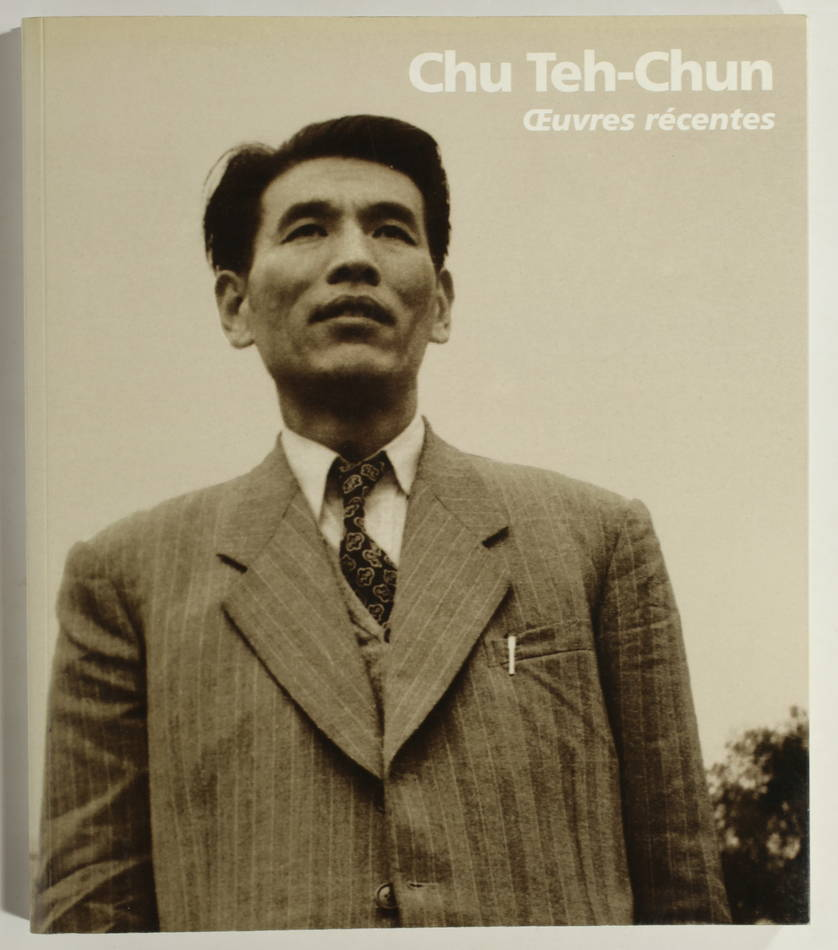 [Peinture] Chu Teh-Chun - Oeuvres récentes - 1998 - Photo 0 - livre moderne