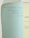 VAN ROBAIS (A.). Notices sur les cimetières francs de Domart-en-Ponthieu, Maisnières-harcelaines, Martainneville et Waben