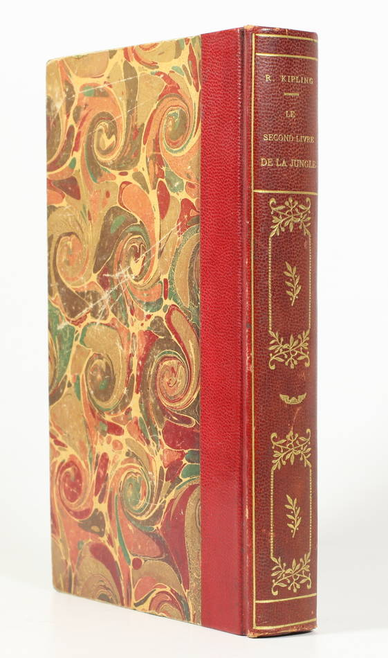 Rudyard KIPLING - Le second livre de la jungle - Mercure, 1907 - Photo 0 - livre moderne