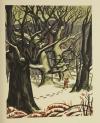DALMONT [DALMON] (Henri). Fontainebleau, antique forêt de Bierre