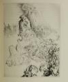 FLAUBERT - Salammbô - 1924 - 30 eaux-fortes de Fritz Heubner - Photo 3, livre rare du XXe siècle