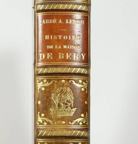 LEDRU (Ambroise). Histoire de la maison de Bery