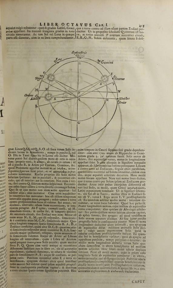 PETAU - Opus de doctrina temporum - 1705 - Plein vélin hollandais - 3 tomes en 1 - Photo 1 - livre rare