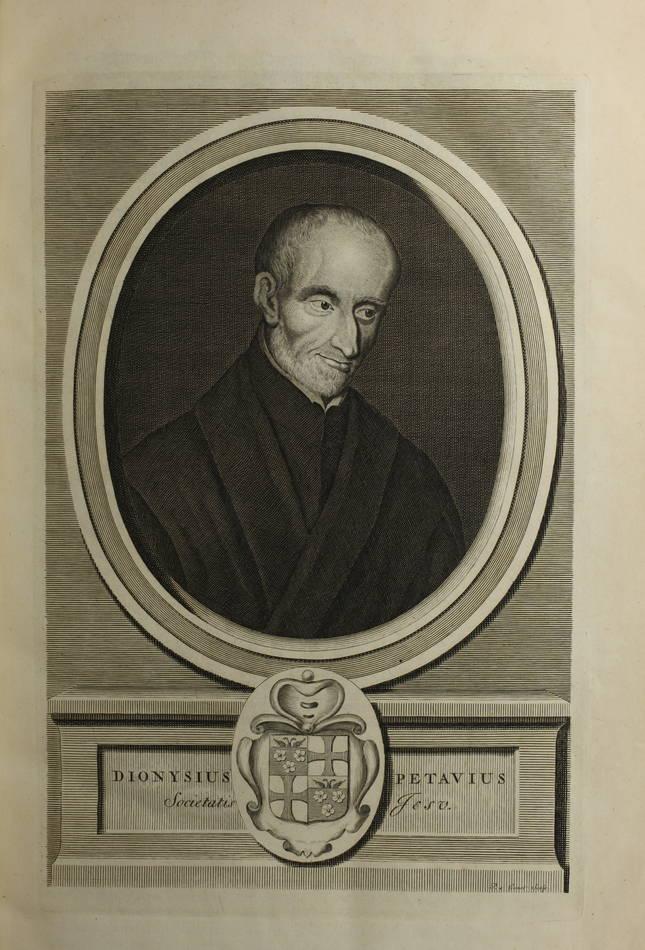 PETAU - Opus de doctrina temporum - 1705 - Plein vélin hollandais - 3 tomes en 1 - Photo 2 - livre rare