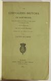 HOZIER Et CARNE - Les chevaliers bretons de Saint-Michel - 1469 à 1665 - 1884 - Photo 1, livre rare du XIXe siècle