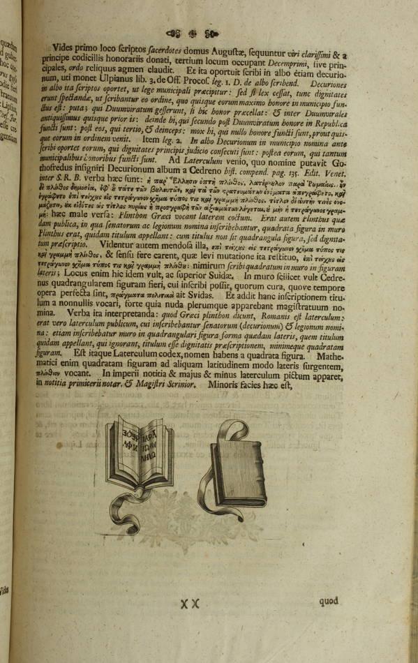 Code Théodosien - 1736- 1745 - 6 tomes reliés en 4 volumes - Rare - Photo 10 - livre de collection