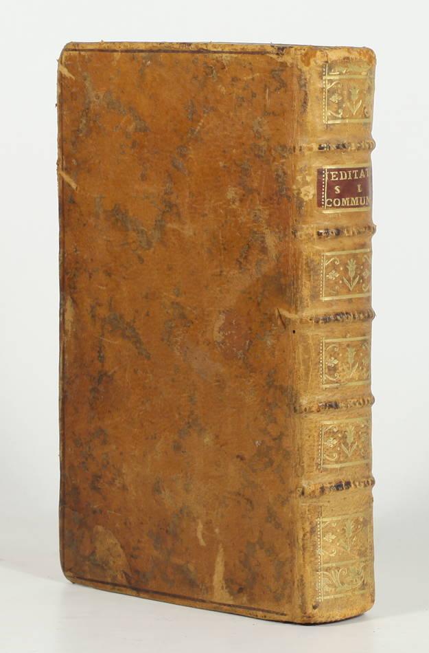 AVRILLON - Méditations et sentiments sur la Ste communion - 1787 - Photo 0, livre ancien du XVIIIe siècle