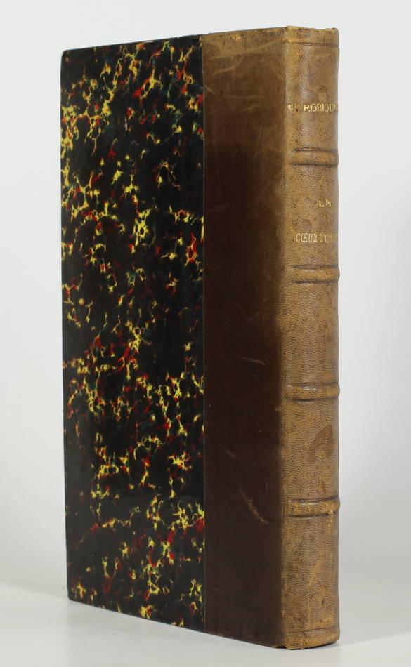 ROBIQUET - Le coeur d une reine - Anne d Autriche, Louis XIII et Mazarin - 1912 - Photo 0, livre rare du XXe siècle