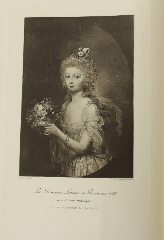 Louise de PRUSSE, princesse Radziwill - 45 années de ma vie (1770 à 1815) - 1911 - Photo 1, livre rare du XXe siècle