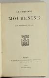 . Comtesse Mourenine. Un scandale russe
