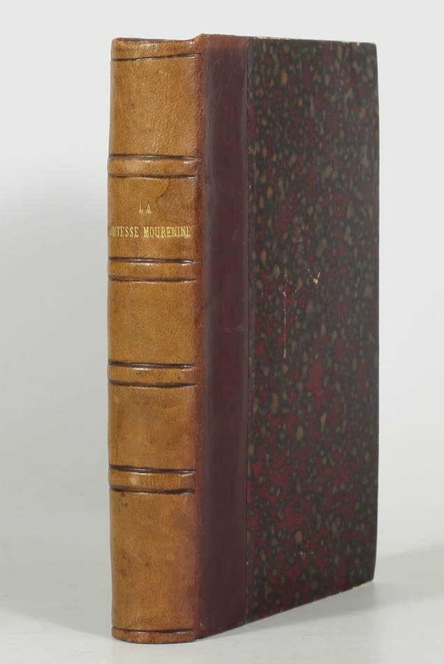 La comtesse Mourenine - Un scandale russe - 1881 - Rare - Photo 1, livre rare du XIXe siècle