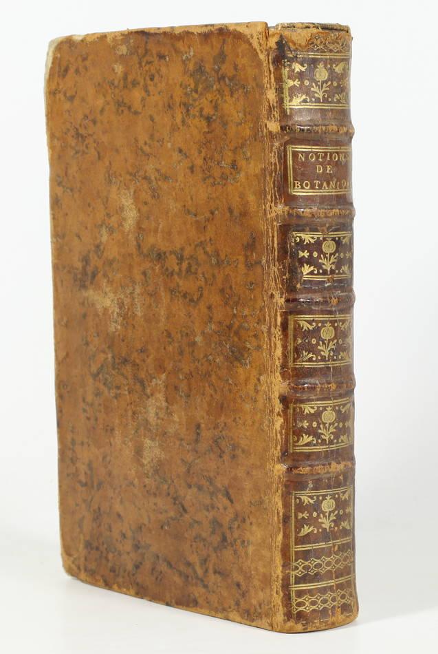 DURANDE - Notions élémentaires de botanique - Académie de Dijon - 1781 - Photo 0, livre ancien du XVIIIe siècle