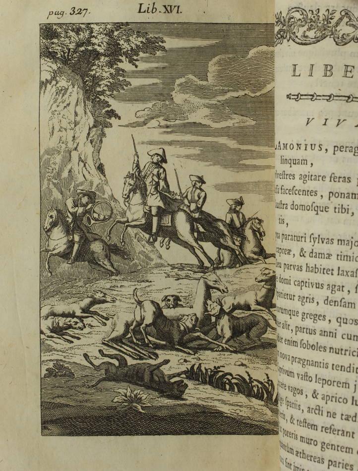 VANIERE - Praedium rusticum - 1750 - 17 gravures - Photo 0, livre ancien du XVIIIe siècle