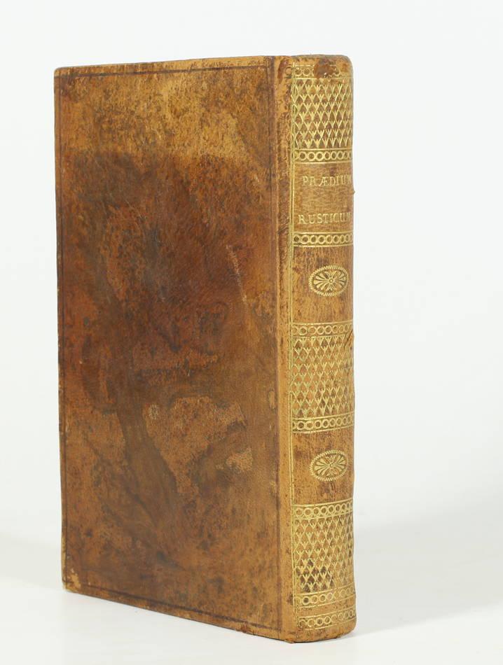 VANIERE - Praedium rusticum - 1750 - 17 gravures - Photo 1, livre ancien du XVIIIe siècle