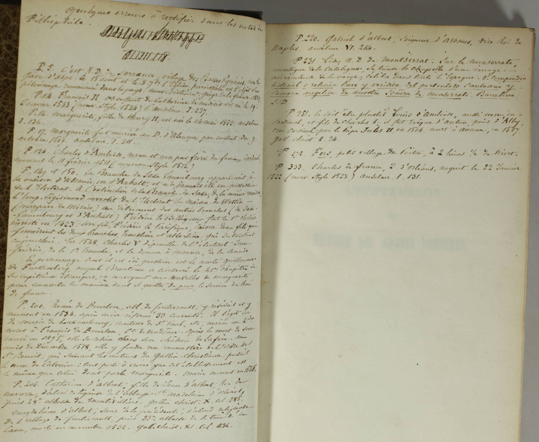Marguerite de Navarre - Heptameron ou Histoire des amants fortunes - 1841 - Photo 1, livre rare du XIXe siècle