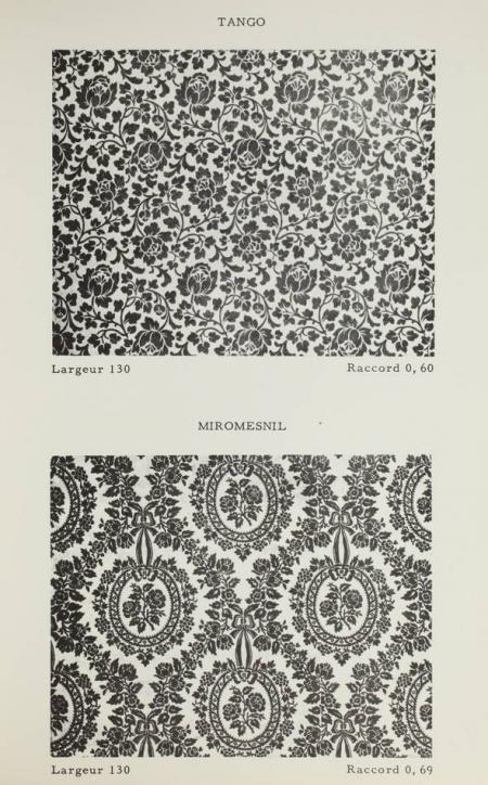 . Tous les styles en gaufrage, livre rare du XXe siècle