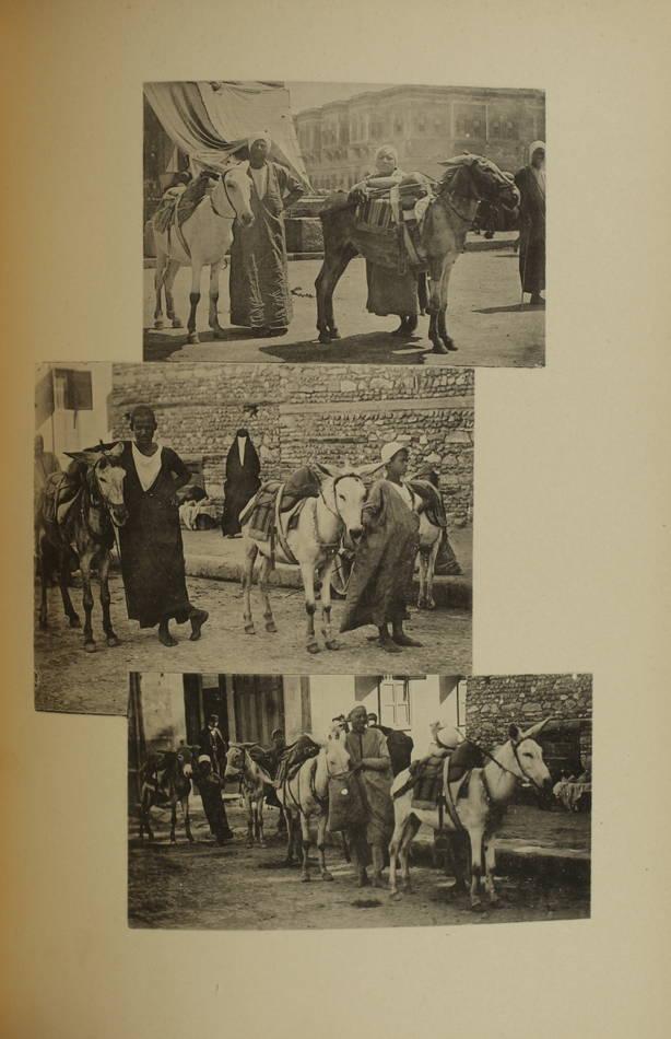 LALLEMAND - Le Caire - 1894 - Préface de Pierre Loti - Planches - Photo 0, livre rare du XIXe siècle