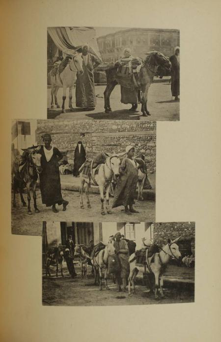 LALLEMAND (Ch.). Le Caire, livre rare du XIXe siècle