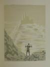 CYRANO de BERGERAC - L autre monde - 1935 - Lithographies de André Girard - Photo 2, livre rare du XXe siècle