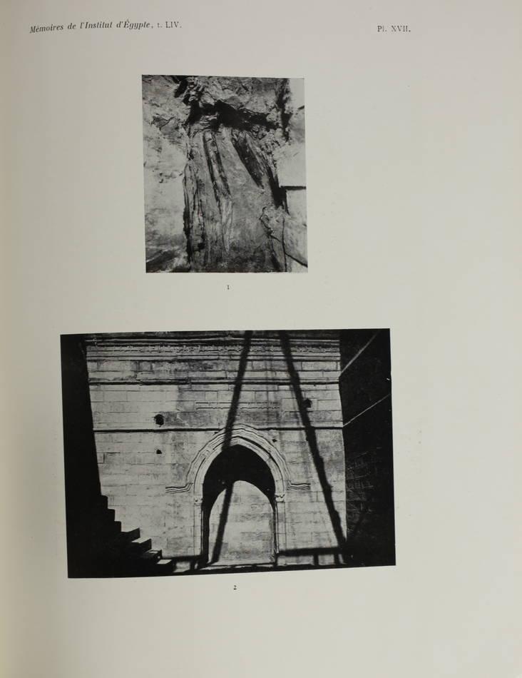 [Egypte] GHALEB - Le Mikyas ou nilomètre de l île de Rodah - 1951 - Photo 1, livre rare du XXe siècle