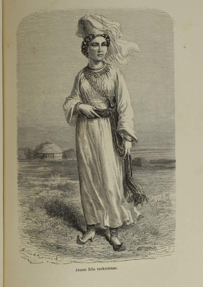 VAMBERY - Voyages d un faux derviche - Asie centrale, Téhéran, Samarcand - 1865 - Photo 6 - livre de bibliophilie