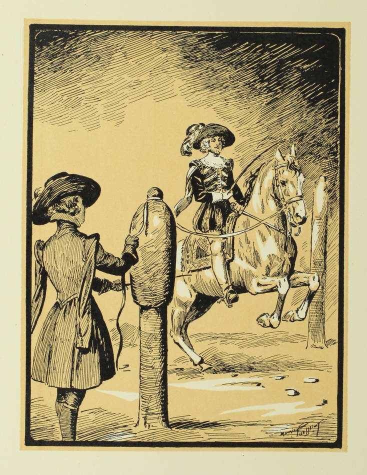 [Equitation] Cdt de MONTERGON - Les beaux ébats - Joutes, carrousels ... - 1943 - Photo 0, livre rare du XXe siècle
