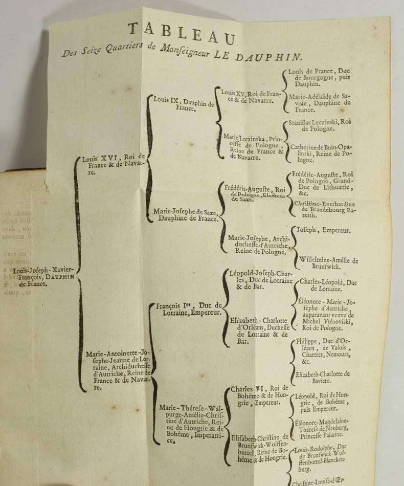 [Droit nobiliaire] CHERIN - Edits ... concernant le fait de noblesse - 1788 - Photo 3, livre ancien du XVIIIe siècle