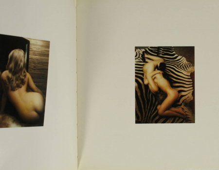 MOLLINO (Carlo). Polaroïds, livre rare du XXe siècle