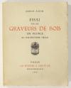 AUDIN (Marius). Essai sur les graveurs de bois en France au dix-huitième siècle