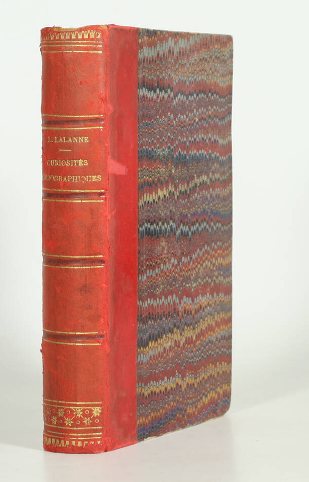 LALANNE (Ludovic) - Curiosités bibliographiques - 1857 - Relié - Photo 0, livre rare du XIXe siècle