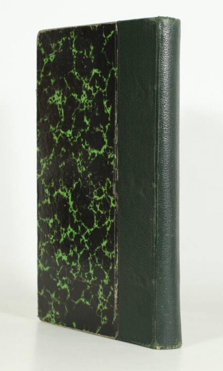 AMPLECAS (Pièces recueillies par Germain). L'oeuvre libertine des poètes du XIXe siècle, livre rare du XXe siècle