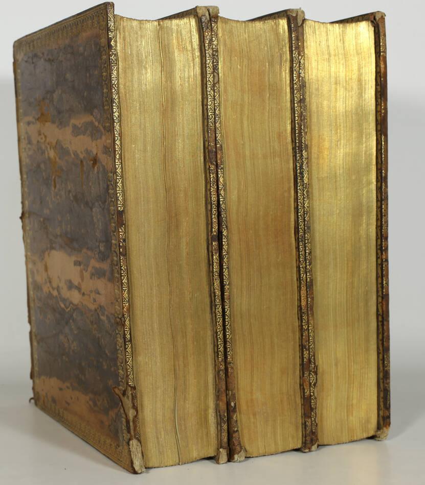 Emigrés - Anciens propriétaires de biens confisqués pendant la Révolution - 3 v - Photo 2, livre rare du XIXe siècle