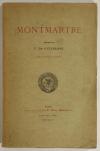 GUILHERMY (F. de). Montmartre