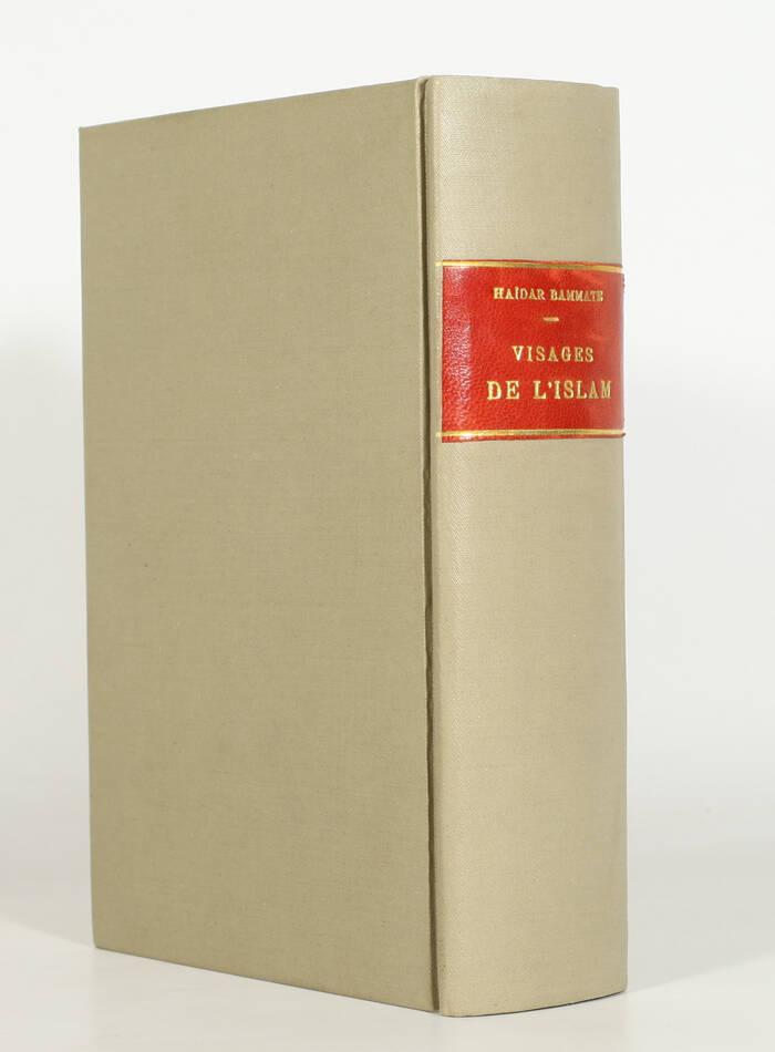 Visages de l Islam, par Haïdar Bammate [Georges Rivoire] - 1946 - Photo 0, livre rare du XXe siècle