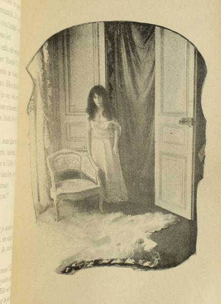 SAUSSAY (Victorien du). La suprême étreinte. Roman passionnel, livre rare du XXe siècle