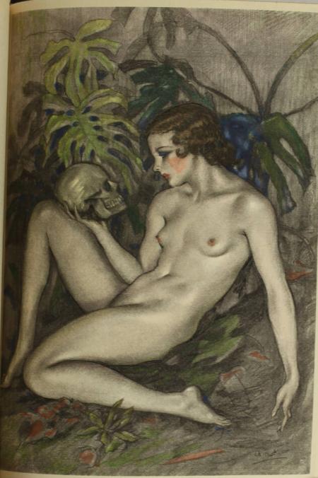 BAUDELAIRE (Charles). Les fleurs du mal, livre rare du XXe siècle