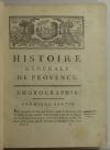 PAPON - Histoire de la Provence - 4 volumes in-quarto - 1777 - Cartes - monnaies - Photo 2, livre ancien du XVIIIe siècle