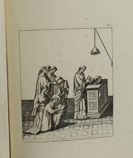 LONGNON (Auguste). Documents parisiens sur l'iconographie de S. Louis, publiés par Auguste Longnon d'après un manuscrit de Peiresc conservé à la bibliothèque de Carpentras, livre rare du XIXe siècle