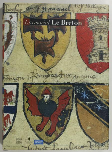 BOOS (Emmanuel de). L'armorial Le Breton, livre rare du XXIe siècle