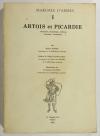 POPOFF (Michel). Marches d'armes I : Artois et Picardie: Beauvaisis, Boulonnais, Corbiois, Ponthieu, Vermandois
