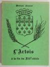 [Moyen-Age] FLAMENT - L Artois à la fin du XIIIe siècle - 1981 - Envoi - Photo 0, livre rare du XXe siècle
